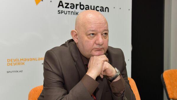 Фуад Мамедов-Пашабейли, аналитик - Sputnik Azərbaycan