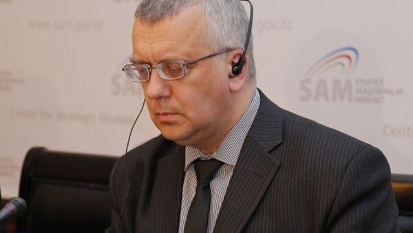 Олег Кузнецов, политический аналитик, кандидат исторических наук - Sputnik Азербайджан