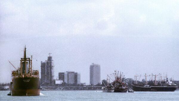 Лагос. Нигерия - Sputnik Азербайджан