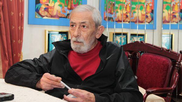 Вахтанг Кикабидзе. Архивное фото - Sputnik Азербайджан