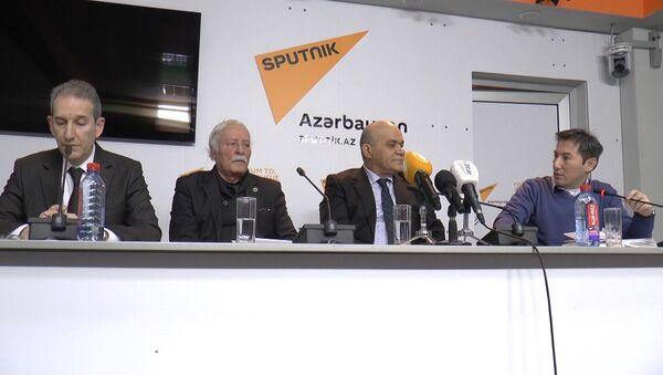 Ekspertlər Azərbaycanın ekoloji problemlərini müzakirə ediblər - Sputnik Azərbaycan