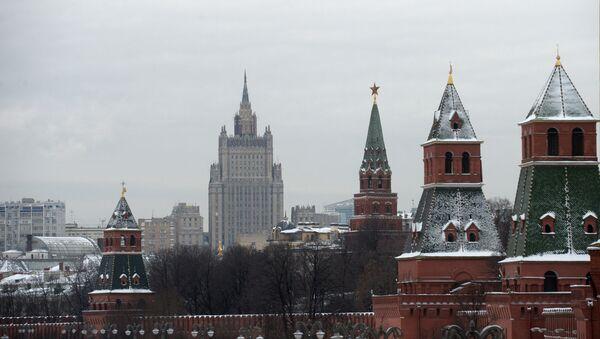 Moskvada Kreml - Sputnik Azərbaycan