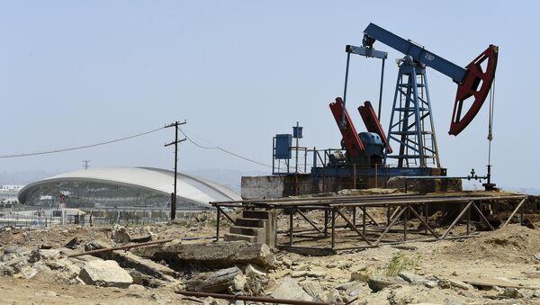 Neft - Sputnik Azərbaycan