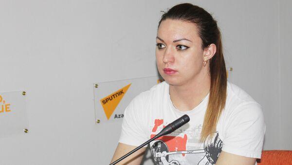 Анастасия Ибрагимли - Sputnik Азербайджан