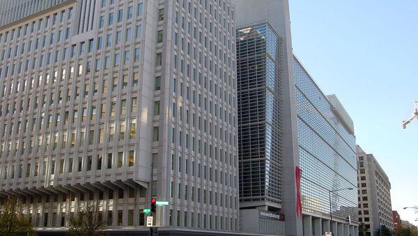 Dünya Bankı - Sputnik Azərbaycan