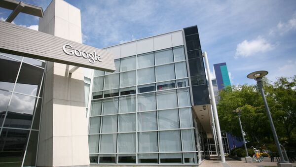 Штаб-квартира компании Google - Sputnik Азербайджан