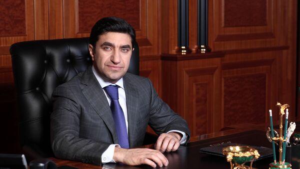 Rusiyalı milyarder Qod Nisanov - Sputnik Azərbaycan