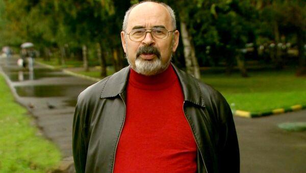 Виктор Литовкин, военный обозреватель - Sputnik Азербайджан