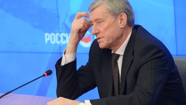 Генеральный секретарь ОДКБ Николай Бордюжа, фото из архива - Sputnik Азербайджан