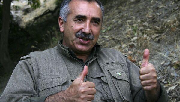 Один из лидеров Курдской рабочей партии Мурат Карайылан - Sputnik Азербайджан