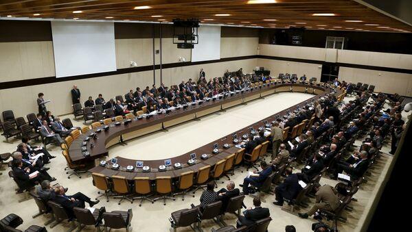 Встреча министров обороны государств-членов НАТО - Sputnik Азербайджан