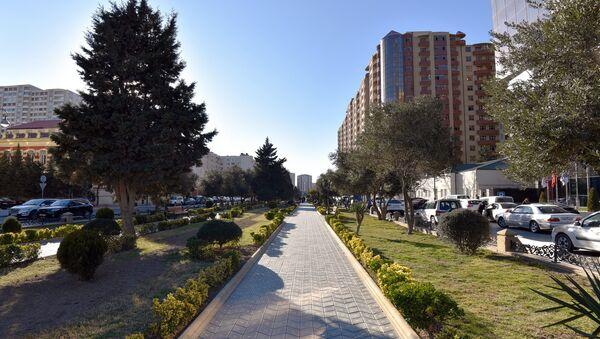 Погода в Баку - Sputnik Азербайджан