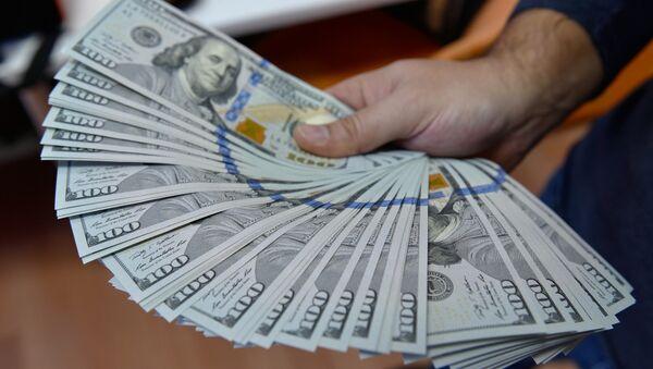 ABŞ dolları - Sputnik Azərbaycan