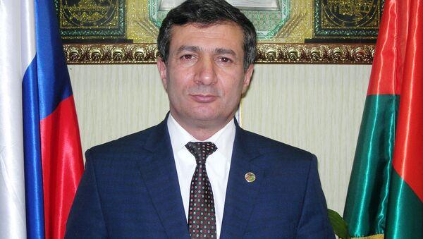 Seyran Hüseynov, Rusiyada fəaliyyət göstərən Azərbaycan diasporunun liderlərindən biri - Sputnik Azərbaycan