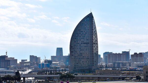 Ясная погода в Баку - Sputnik Азербайджан