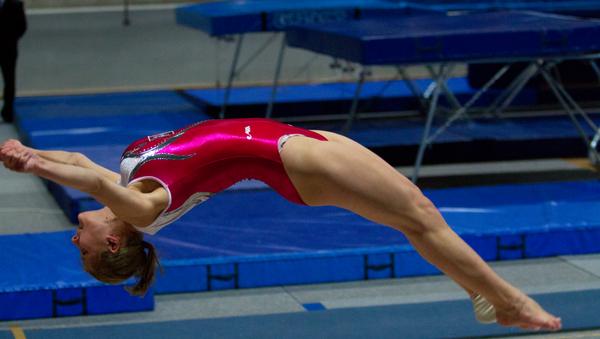 Akrobatik gimnastika - Sputnik Azərbaycan