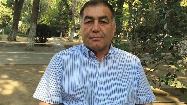 Председатель  Национального конгресса азербайджанцев Грузии (КАГ)  Али Бабаев - Sputnik Азербайджан