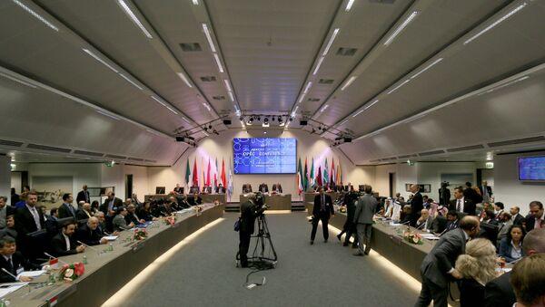 Встреча министров нефти OPEC. Архивное фото - Sputnik Азербайджан