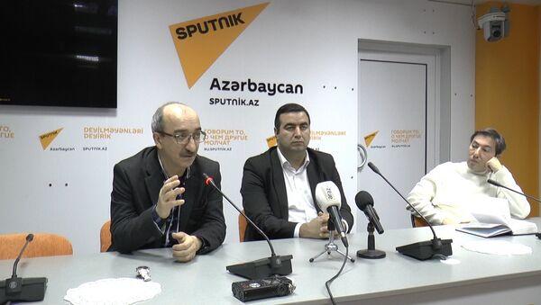 Психологи: экономический кризис становится причиной стрессов в обществе - Sputnik Азербайджан