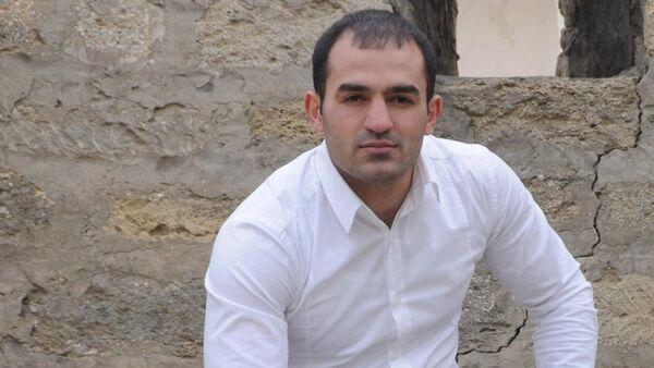 Агали Алышов, боксер - Sputnik Азербайджан