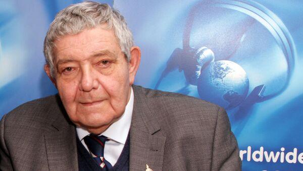 Виктор Самарин, ветеран Гостелерадио, политический обозреватель МИА - Sputnik Азербайджан