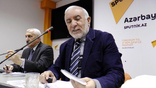 Эюб Гусейнов, председатель Общества свободных потребителей Азербайджана - Sputnik Азербайджан