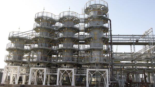 Нефтехимический комплекс - Sputnik Азербайджан