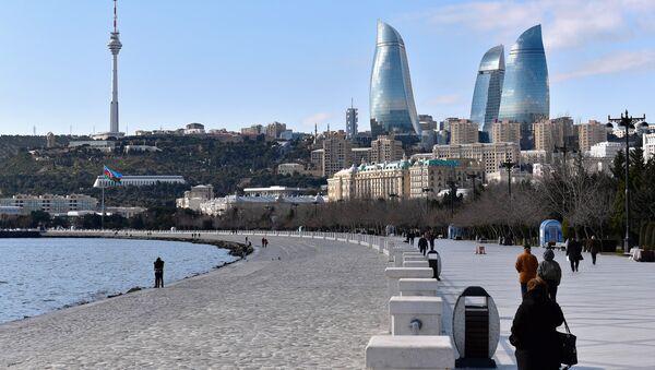 Бакинский бульвар - Sputnik Азербайджан