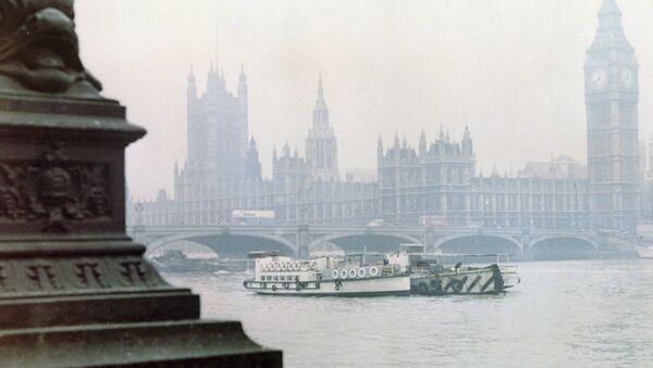 Лондон. Архивное фото - Sputnik Азербайджан