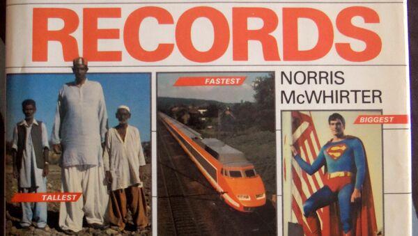 Книга рекордов 1983-го года - Sputnik Азербайджан