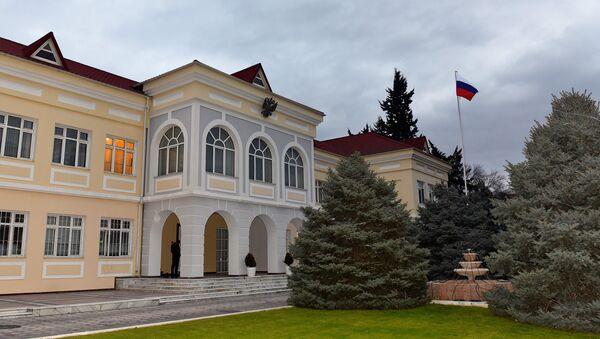 Посольство Российской Федерации в Азербайджане - Sputnik Азербайджан