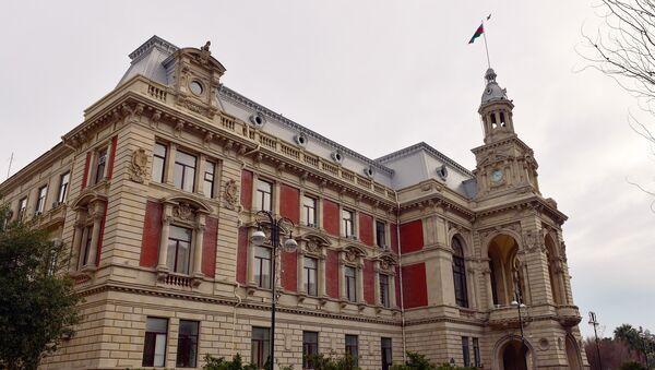 Здание Исполнительной власти города Баку - Sputnik Азербайджан