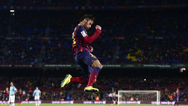 FC Barcelona's Neymar - Sputnik Azərbaycan