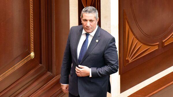 Siyavuş Novruzov, Yeni Azərbaycan Partiyasının icra katibinin müavini - Sputnik Азербайджан