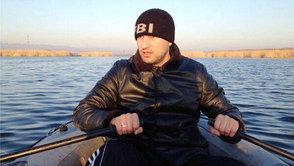 Elmir Cəlilov, ikiqat Azərbaycan Çempionu - Sputnik Azərbaycan