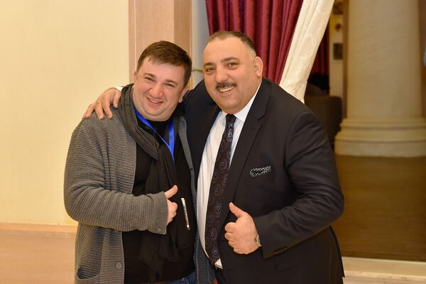 Премьера фильма Робинзон и девять Пятниц - Sputnik Азербайджан