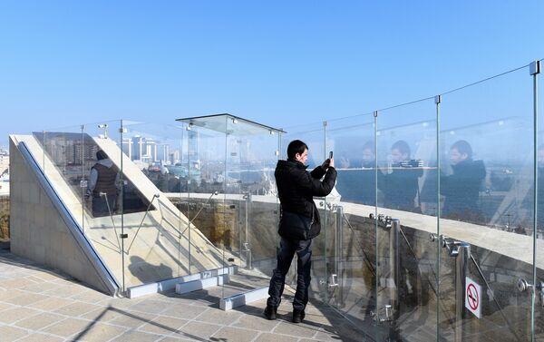 Каждый раз, попадая сюда, захватывает дух, как будто впервые - Sputnik Азербайджан