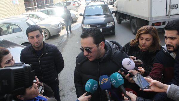 Orxan Nadirov, İlhamə Quliyevanın oğlu - Sputnik Azərbaycan