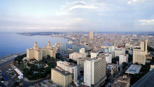 Вид на Гавану. Архивное фото - Sputnik Азербайджан