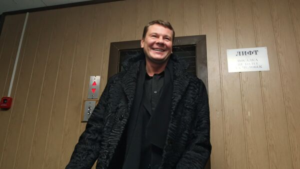 Актер Владислав Галкин - Sputnik Азербайджан