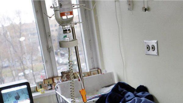 Палата в больнице. Архивное фото - Sputnik Азербайджан