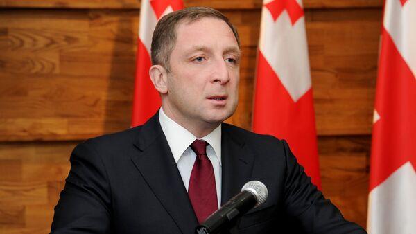Алекси Петриашвили, грузинский политик - Sputnik Азербайджан