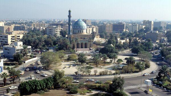 Багдад. Архивное фото - Sputnik Азербайджан