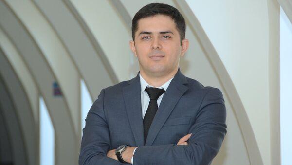 Фариз Гулиев, преподаватель Азербайджанского государственного экономического университета (UNEC) - Sputnik Азербайджан