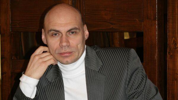 Игорь Васильев, советник президента Академии Национальной безопасности России по связям с общественностью, психолог - Sputnik Азербайджан