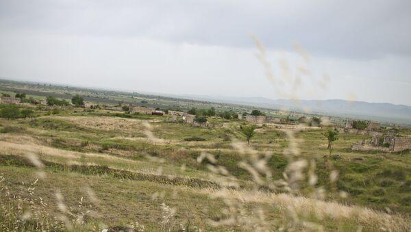 Агдамский район Азербайджана. Архивное фото - Sputnik Азербайджан