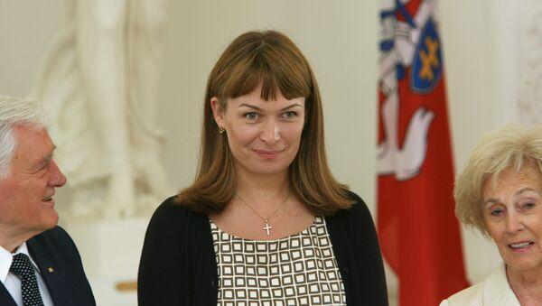 Сандра Рулофс - Sputnik Азербайджан