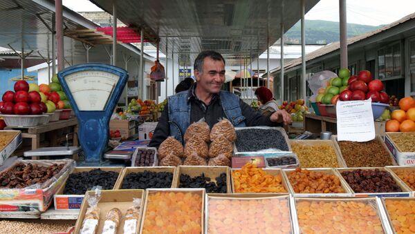 На рынке в г.Дербент - Sputnik Azərbaycan