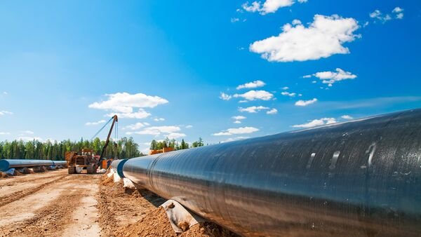 Газопровод. Архивное фото - Sputnik Azərbaycan