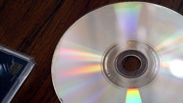 Компакт-диск - Sputnik Azərbaycan
